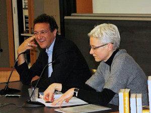 Karim El Gawhary und Bettina Dennerlein
