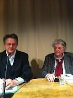 Paul Nizon und Reto Sorg