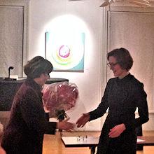 Christine Sigg und Monika Rühl